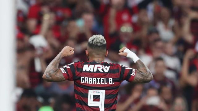 Cotado para seleção, Gabriel diz estar focado no Flamengo