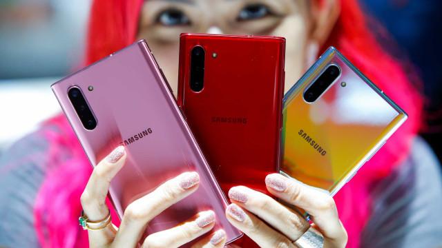 Galaxy Note 10 é o novo 'rei' das câmeras fotográficas de smartphones
