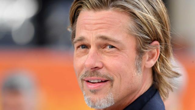 Imprensa aponta novo romance para Brad Pitt