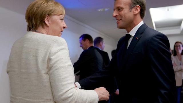Alemanha quer discutir situação da Amazônia no G-7