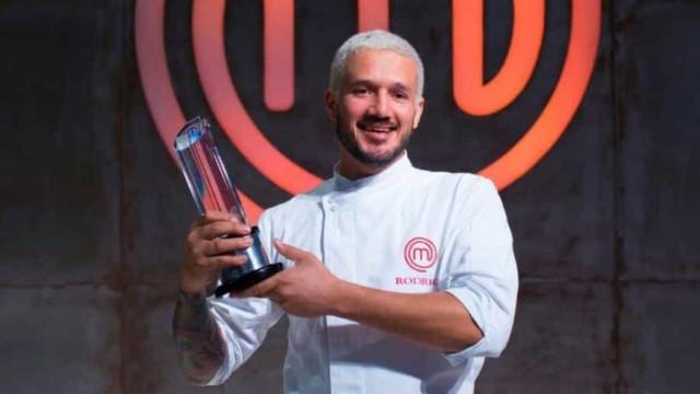 Rodrigo vence MasterChef em prova de pratos parecidos