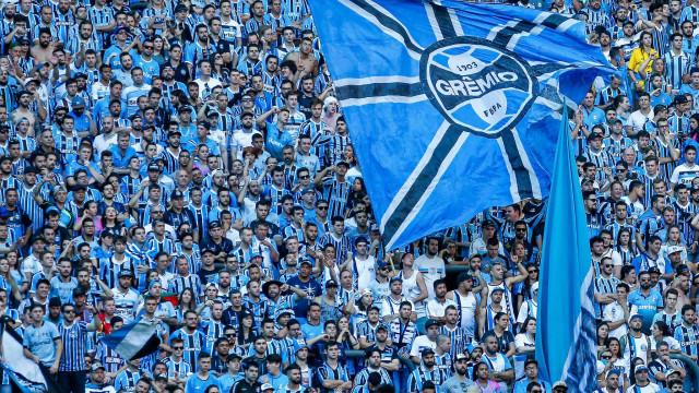 "Após vitória do Grêmio, Jean Pyerre celebra ""gol mais bonito"""
