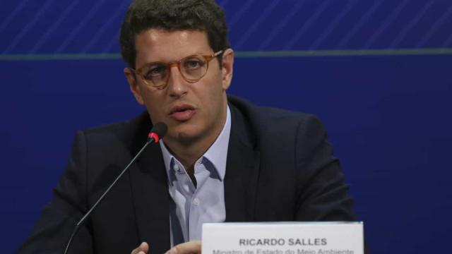 'Temos de nos preocupar mais com a imagem', diz Salles