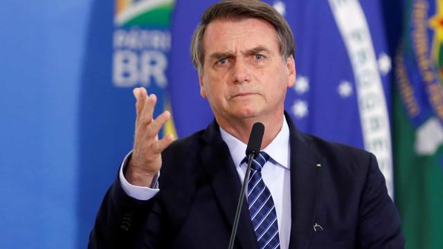 """Bolsonaro critica e denuncia """"jogo comercial"""" favorável à Europa"""