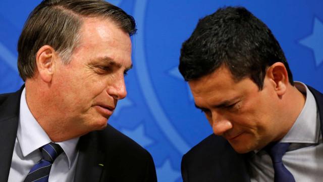 Moro diz que Bolsonaro talvez vete trechos do pacote anticrime