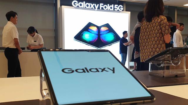 Rumor: Samsung planeja substituir os Galaxy Note pelos Galaxy Fold