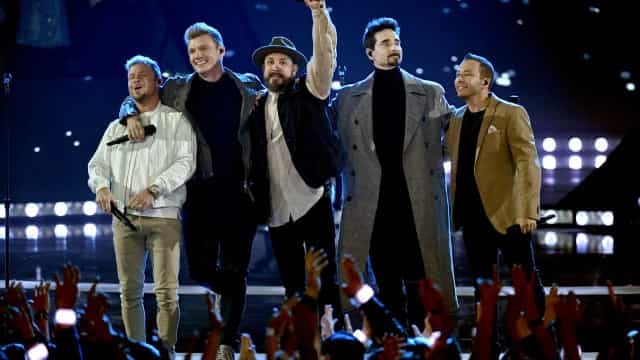 Show dos Backstreet Boys em São Paulo é marcado para janeiro de 2023