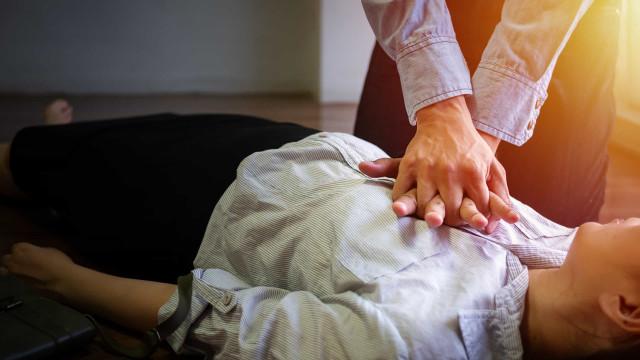 Os quatro sintomas que você sentirá antes de um ataque cardíaco