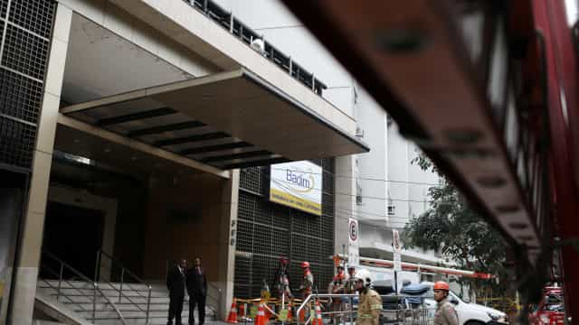 Morre a 20ª vítima do incêndio no Hospital Badim no Rio