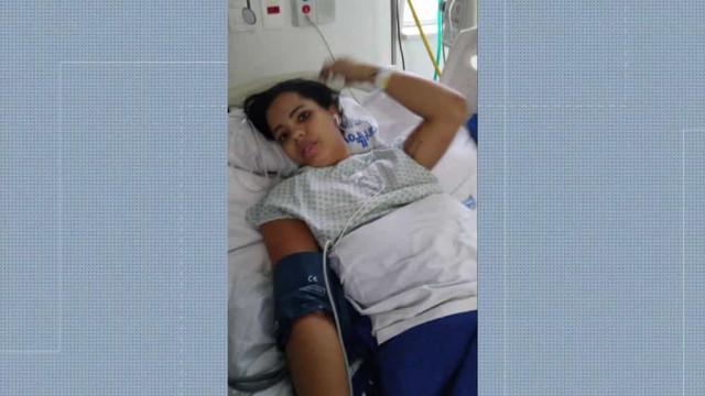 Mulher que despencou do Hospital Badim diz que não consegue dormir
