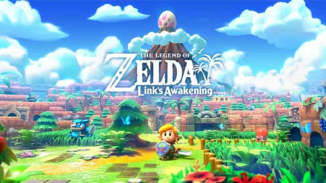 'The Legend of Zelda: Link's Awakening' chega esta semana