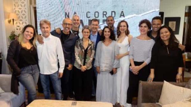Novela escrita por brasileiro estreia como superprodução em Portugal