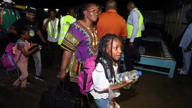 1.500 estrangeiros na África do Sul fogem da violência xenófoba