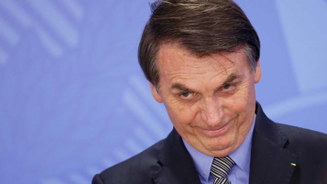 Bolsonaro vai rebater crítica ambiental