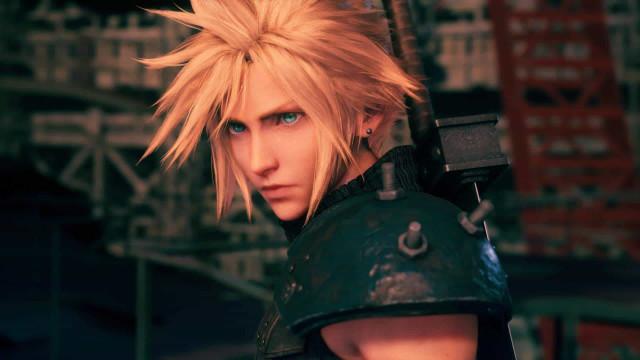 Demo de 'Final Fantasy VII' já está na loja da PlayStation