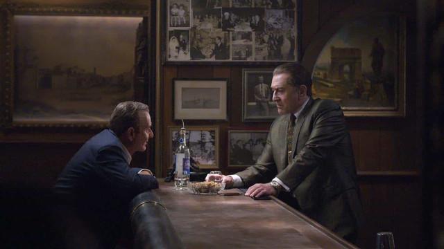 Netflix. 'O Irlandês' de Scorsese teve direito a um novo trailer