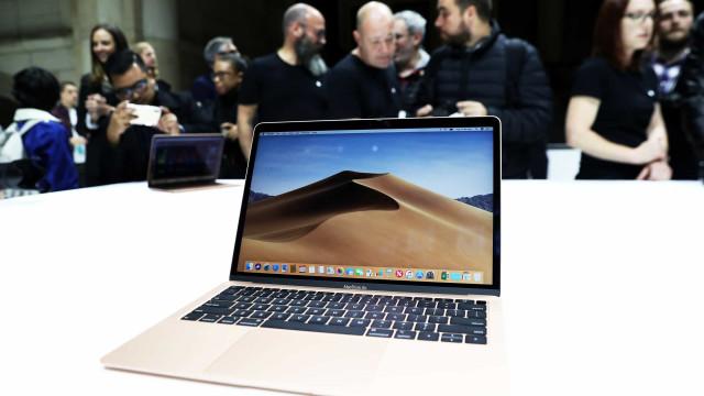 Atualização para MacBook vai ajudá-lo a proteger a bateria