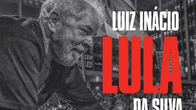 Livro escrito por Lula é indicado ao Prêmio Jabuti