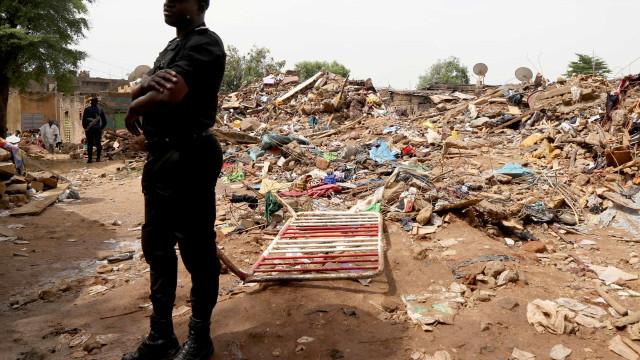 Ataque no Mali mata sete militares e deixa feridos e desaparecidos