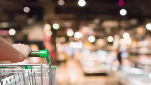 Vendas de supermercados crescem 3,39% de janeiro a agosto
