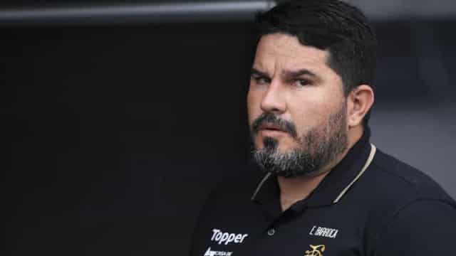 Barroca é demitido do Botafogo após derrota para o Fluminense