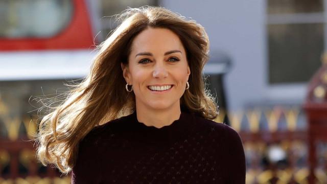 Clínica de estética usa imagem de Kate Middleton e irrita família real
