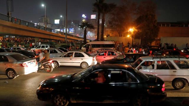 Tempestades e cheias matam18 pessoas no Egito