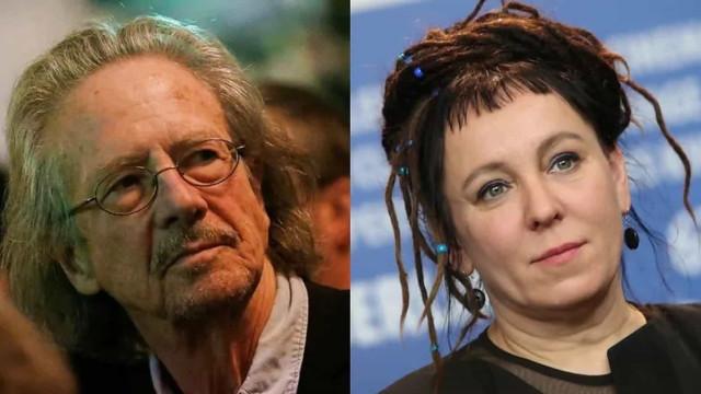 Olga Tokarczuk e Peter Handke ganham o Nobel de Literatura