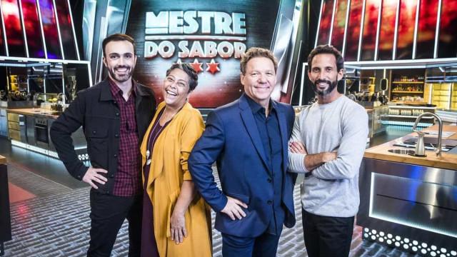 'Mestre do Sabor' chega à final com baixa audiência na Globo
