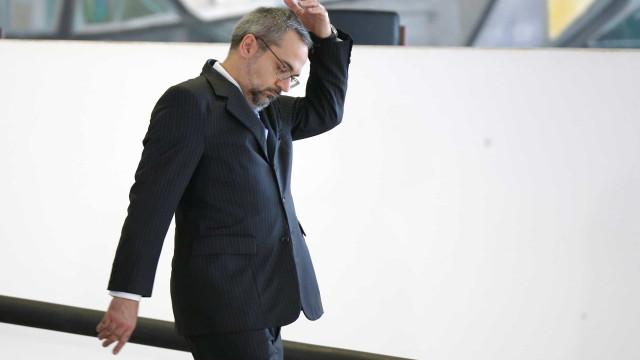 STF: Weintraub terá que depor à PF sobre falas em reunião ministerial