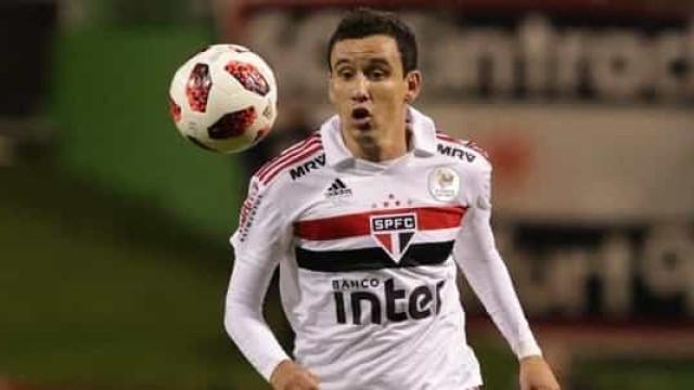 Pablo sofre lesão e desfalca o São Paulo no clássico com Corinthians