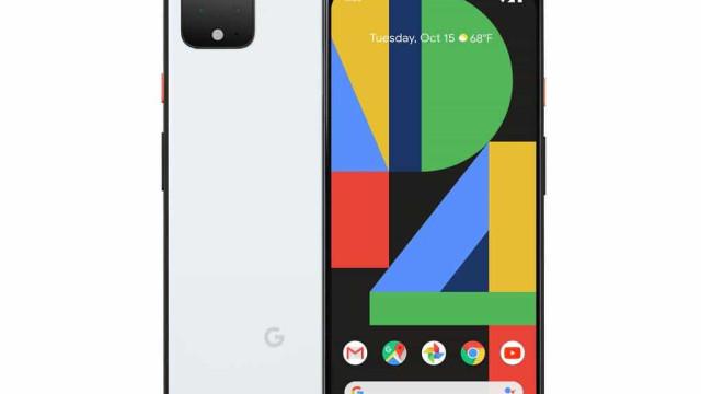 Google Pixel 4 tem sensor de controle por gestos sem tocar na tela