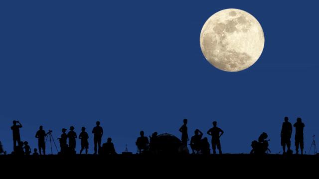 Estranhas crenças sobre a Lua cheia