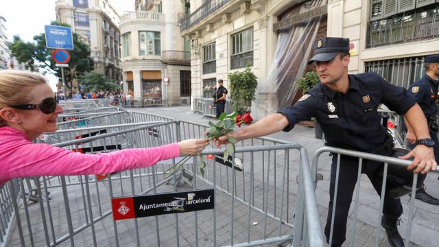 Catalunha: Concentração pode dar em 6.º dia de violência