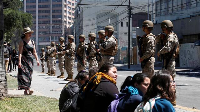 Governo confirma dois mortos em protestos no Chile