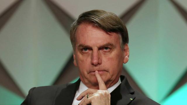 Presidente Jair Bolsonaro ataca jornalista do Grupo Estado