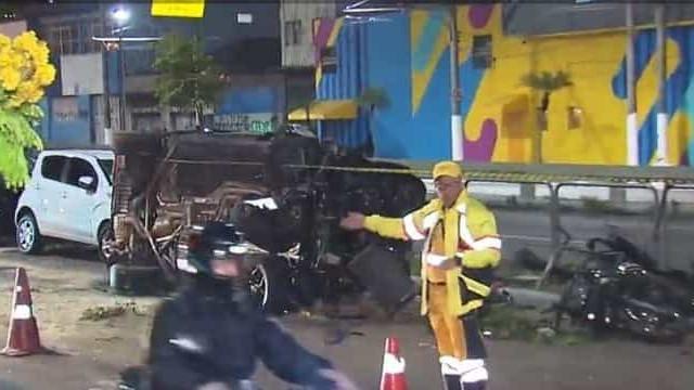 Justiça decreta prisão de motorista sem CNH que matou motociclista