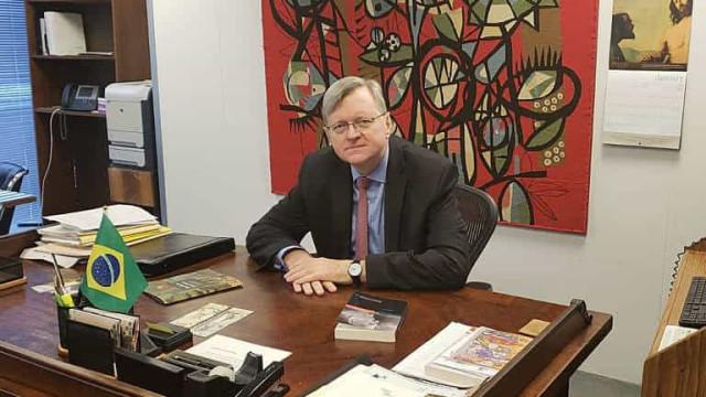 Forster teria aceitado a indicação para embaixada em Washington