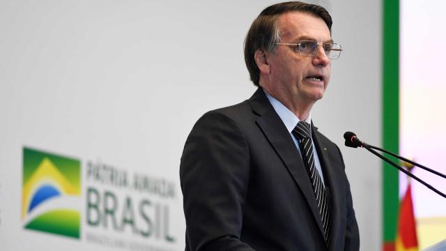 Bolsonaro: Nunca o Brasil viveu normalidade democrática como agora
