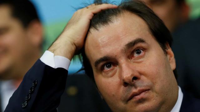 STF questiona Maia sobre impeachment de Bolsonaro