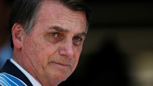"""""""Tô levando pancada por causa do preço da carne"""", reclama Bolsonaro"""