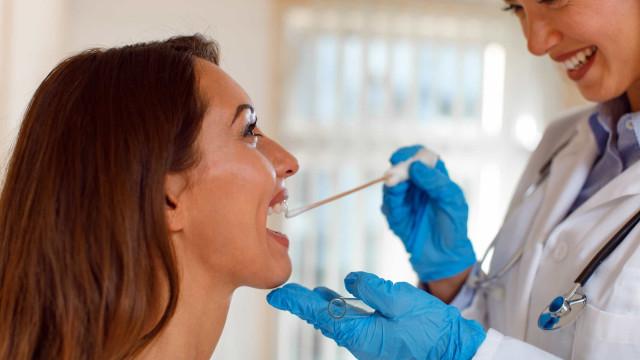 Teste em saliva pode prever quando vai morrer