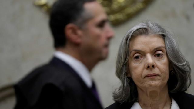 Cármen Lúcia confirma voto por prisão após segunda instância