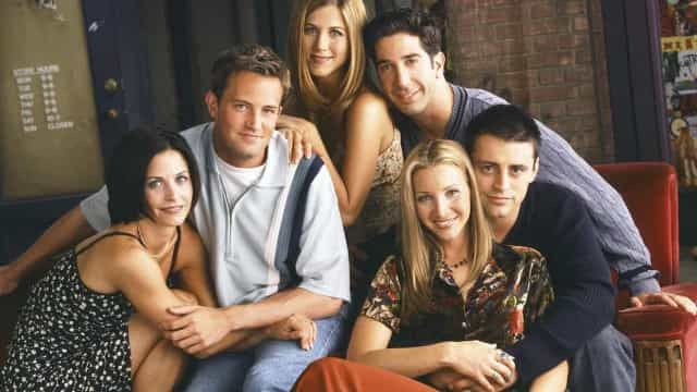 Reunião de 'Friends' está prevista para o final do ano