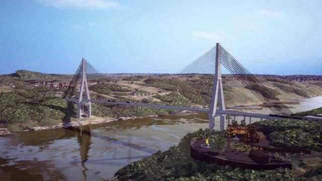 Ponte BR-Paraguai será entregue antes do prazo, diz governador do PR