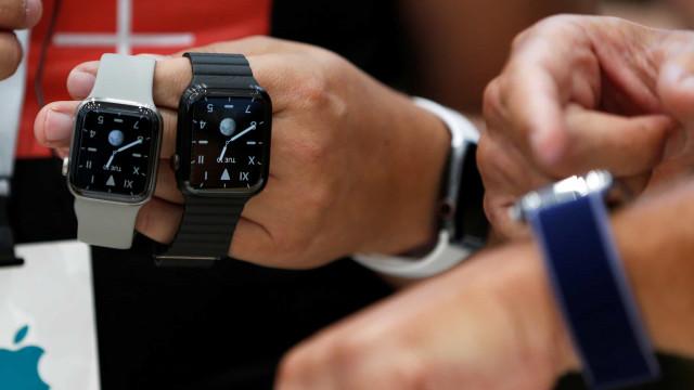 O relógio da Apple pode vir a ajudar no tratamento de Parkinson