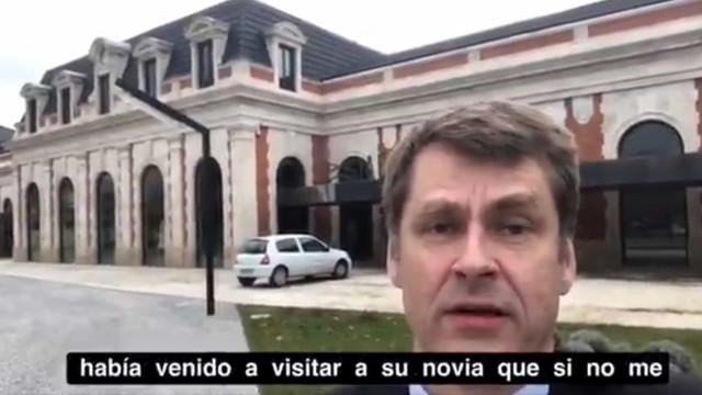 Embaixador em Espanha quer agradecer a mulher que o ajudou há 35 anos