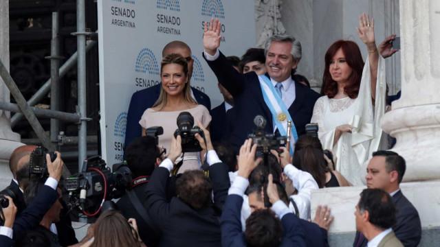 """Novo presidente argentino quer """"agenda ambiciosa"""" com o Brasil"""