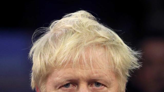 Eleições no Reino Unido: projeções dão maioria a Boris Johnson