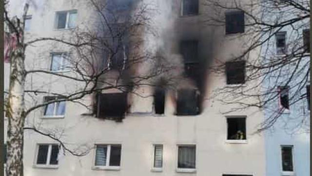 Explosão em prédio da Alemanha faz pelo menos 25 feridos